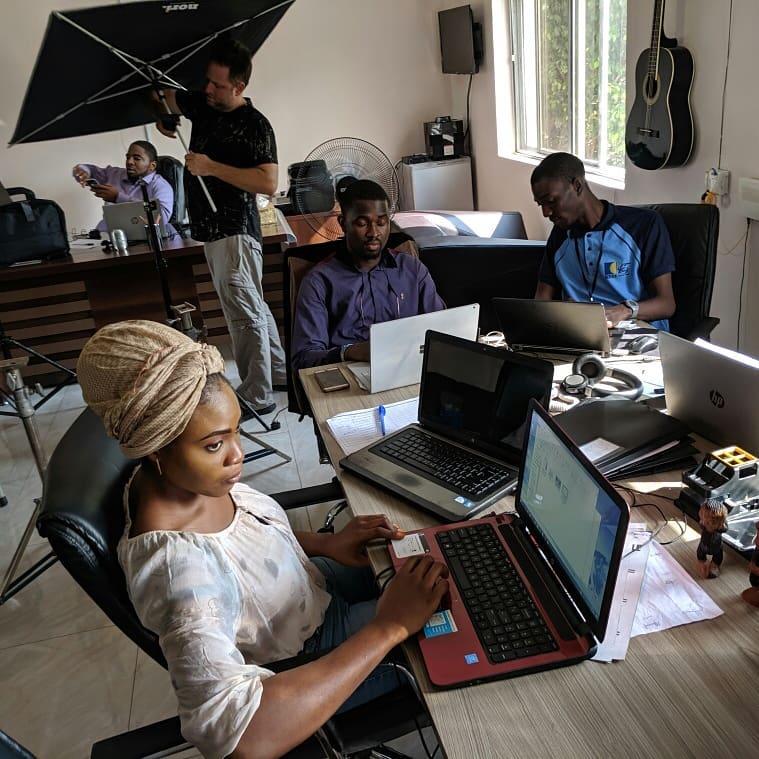 Lu Gold Abuja Office