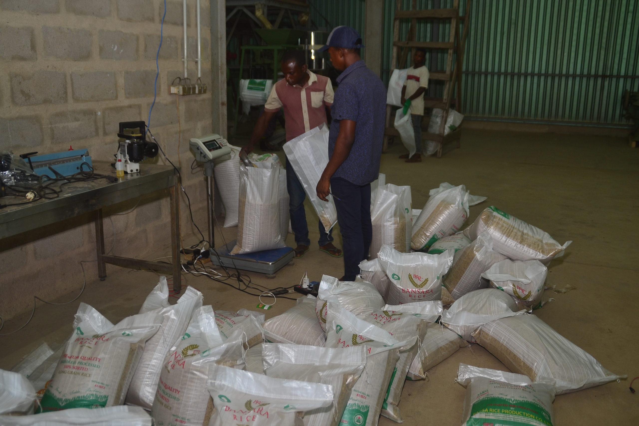 Bansara Rice Production Company