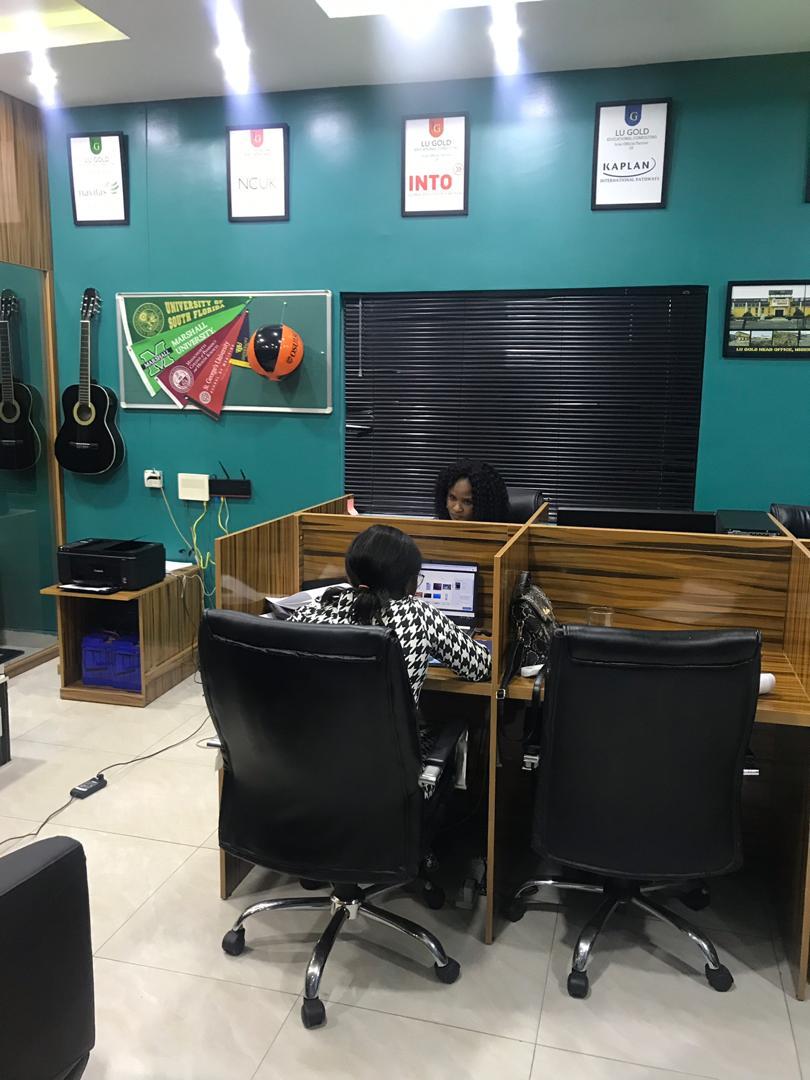Lu Gold EDC Office