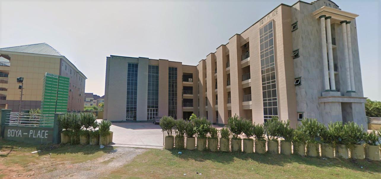 KOLAHAWK OFFICE ABUJA